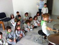 Επίσκεψη Παιδικού Σταθμού στο Ωδείο