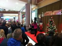 Συναυλία στο Mall