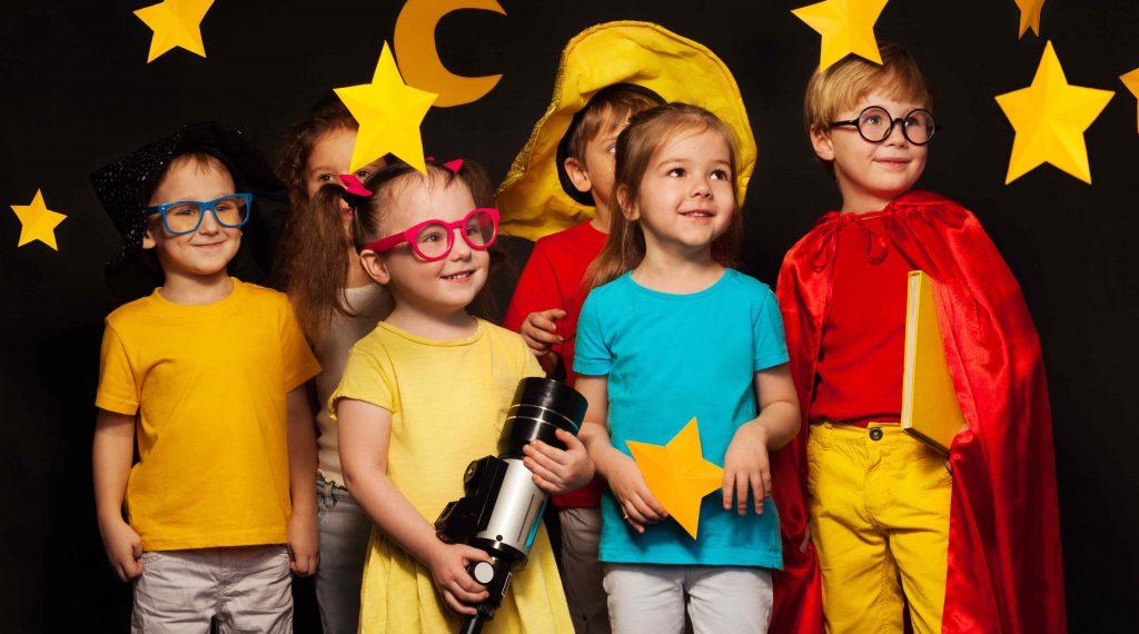 Θεατρικό Παιχνίδι για παιδιά (4 – 10 ετών)