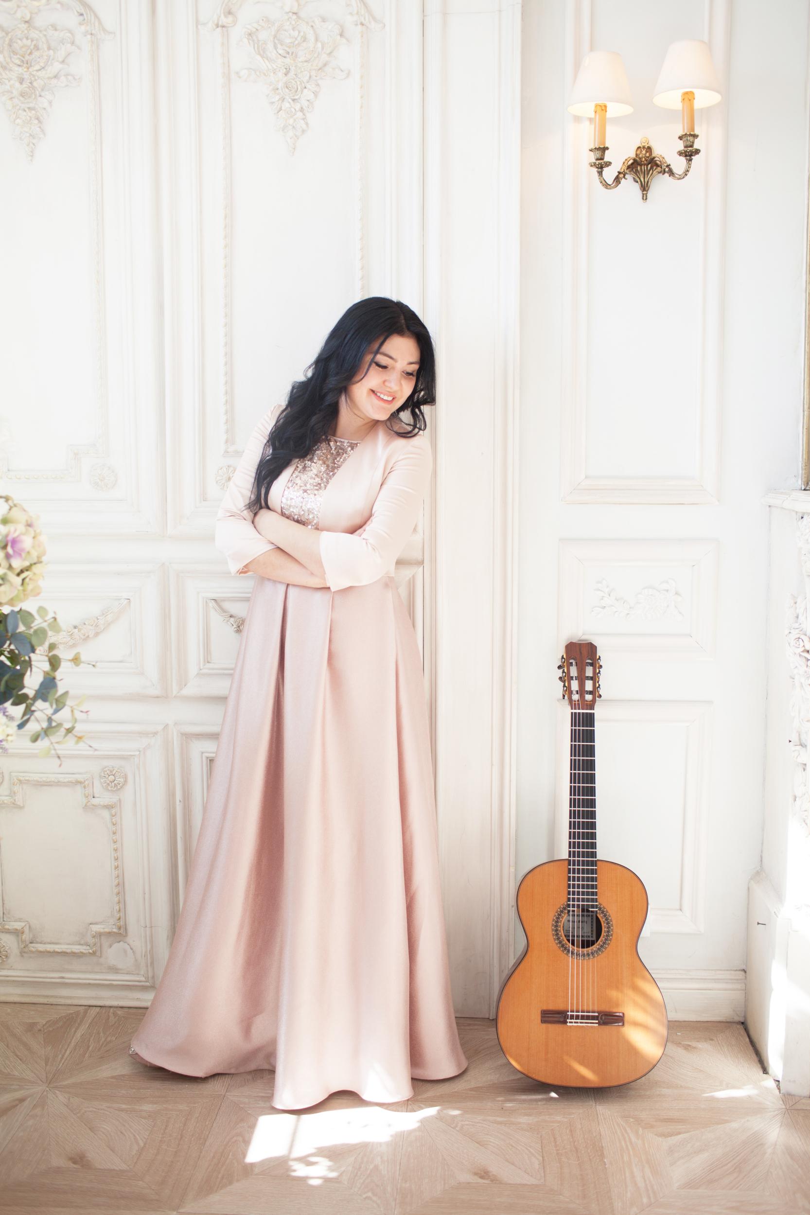 Irina Kulikova – Μαθήματα Κιθάρας
