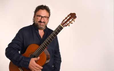 Aniello Desiderio : Webinar – Η τέχνη της κιθάρας